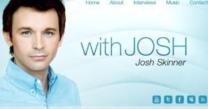 withjosh.com Josh Skinner layout