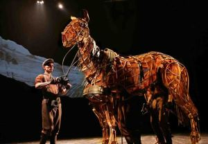 """""""War Horse"""" will bring the story of Joey the Horse and his owner, Albert Narracott, to the Music Hall as part of the 2013-14 Kansas City Broadway Series. (Photo courtesy of Kansas City Broadway Series)"""