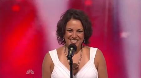 Barbara Padilla AGT audition