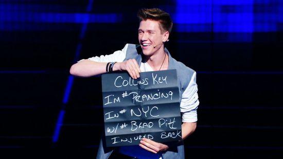 Collins Key America's Got Talent