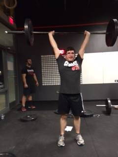 Jacob Elyachar lifting