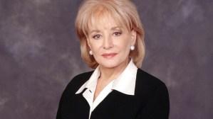 Barbara Walters retirement
