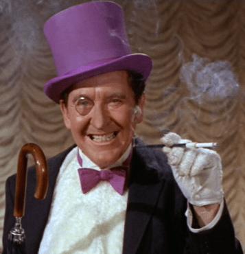 Burgess Meredith Penguin