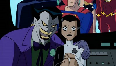 Joker and Ace Wild Cards Justice League