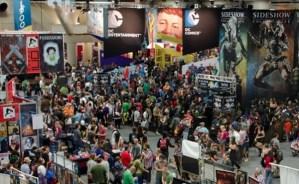 San Diego Comic Con 2014