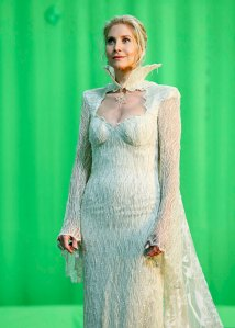 Elizabeth Mitchell the Snow Queen OUAT