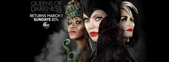 The Queens of Darkness OUAT Season Four