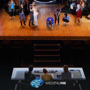 American Idol Group Round