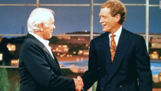 Johnny Carson's final TV appearance