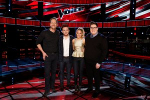 The Voice Season Nine Top 4