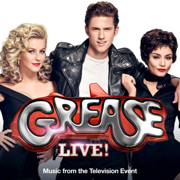 "Jessie J will join Julianne Hough, Aaron Tveit, Vanessa Hudgens and the cast of ""Grease Live"" this Sunday when she performs the title track. (Photo property of FOX)"