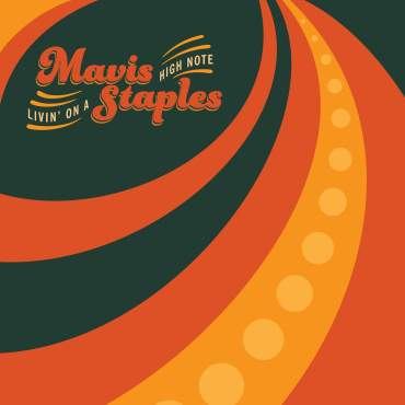 A dynamic group of singer-songwriters helped Mavis Staples deliver one of the best albums of her historic career. (Album cover property of Anti Records)