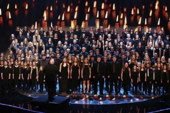 Cor Glanaethwy Britain's Got Talent The Prayer