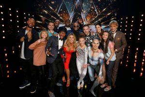AGT Season 11 Top 10 with Nick Cannon & Heidi Klum