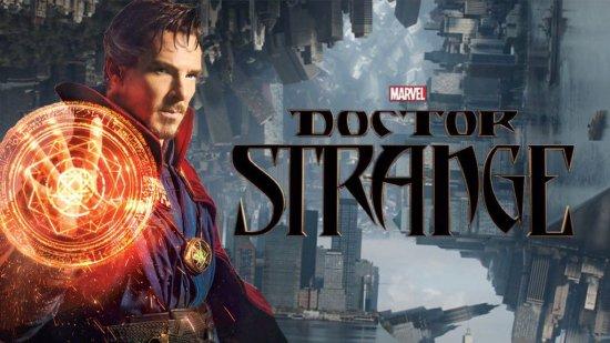 """Doctor Strange"" is one of Marvel Studios' best films yet. (Graphic property of Marvel Studios)"