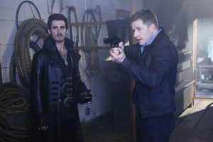 Charming and Hook Once Upon A Time