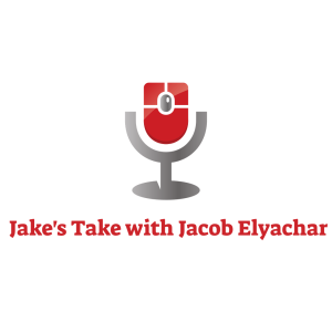 Jake's Take with Jacob Elyachar Logo