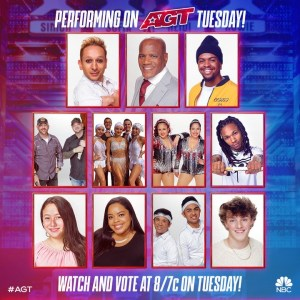 AGT Season 15 semifinals