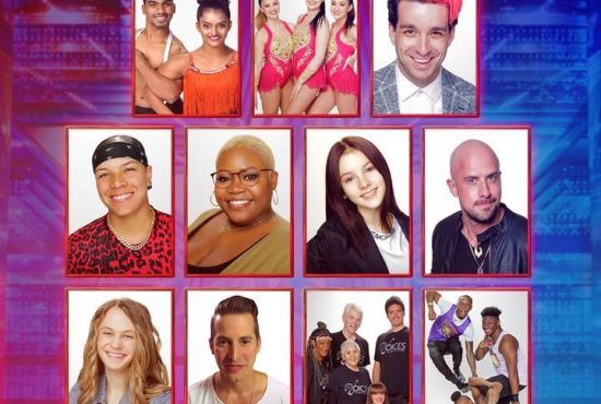 America's Got Talent: Season 15 Semifinalists Group 2