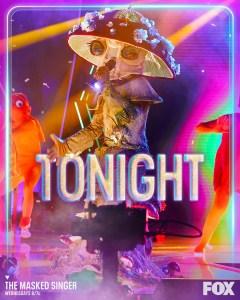 Mushroom Mask Masked Singer Season 4