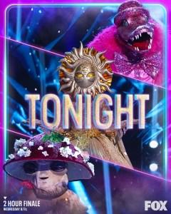Masked Singer Season Four Finalists