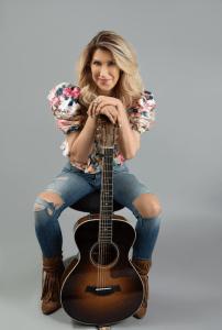 Singer-Songwriter Kimberly Dawn