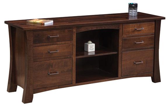 Jakes Amish Furniture 2068LXC Lexington Credenza