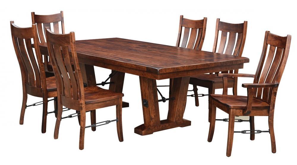 Jakes Amish Furniture Bayfield Set