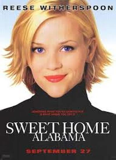 From the song sweet home alabama, known for being played as an indicator for incest. Sweet Home Alabama Review Jake S Movie Stuff