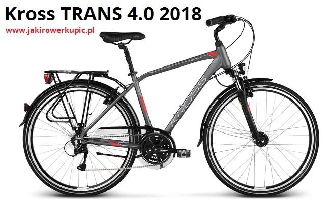Kross Trans 4.0 2018