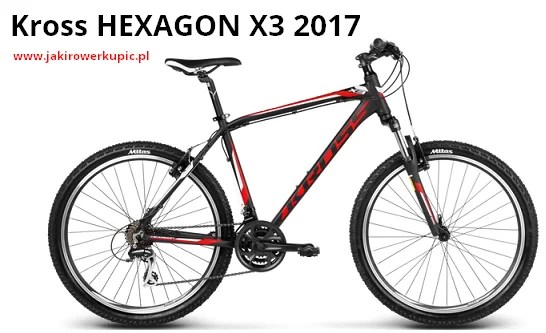 Kross Hexagon X3 2017