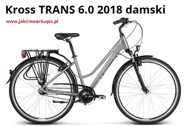 Kross Trans 6.0 2018 damski