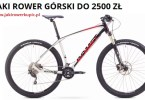 jaki rower górski do 2500 zł