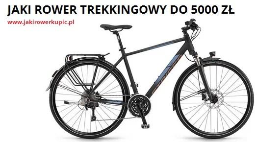 jaki rower trekkingowy do 5000 zł