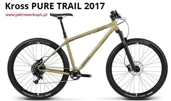 Kross Pure Trail 2017