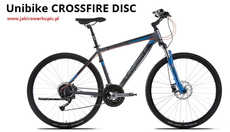 Unibike Crossfire DISC 2017