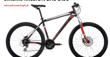 unibike mission 27.5 disc 2017
