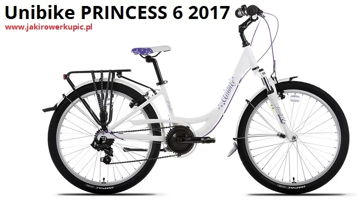 Unibike Princess 6 2017