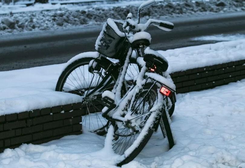 rowery na zimę