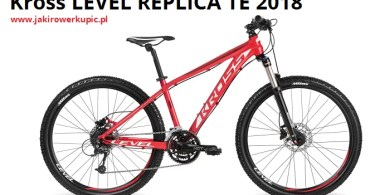 Kross LEVEL Replica TE 2018