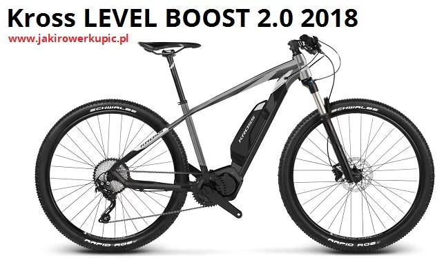 Kross Level Boost 2.0 2018