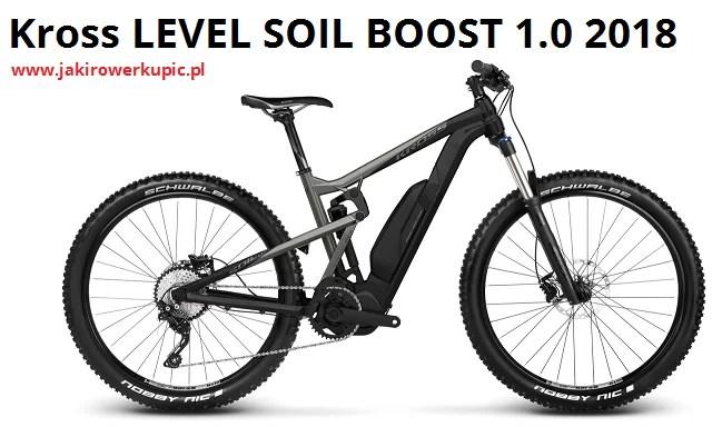 Kross Level Soil Boost 1.0 2018