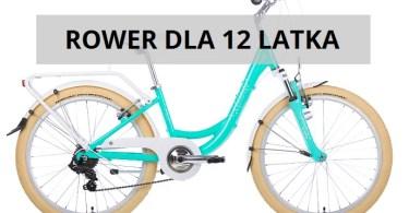 rower dla 12 latka zdj