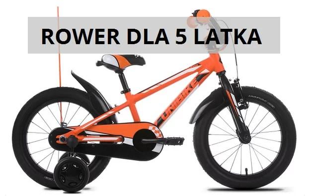rower dla 5 latka jaki wybrac