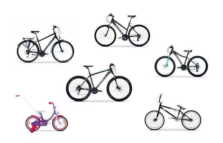 Polskie rowery Tabou