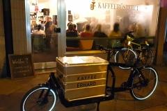 """Heißeste """"Kaffeebude"""" von Aachen"""