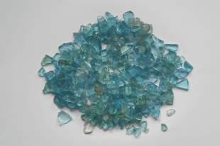 Glass stone lazurowy grys
