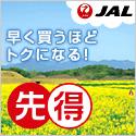 JAL日本航空 先得
