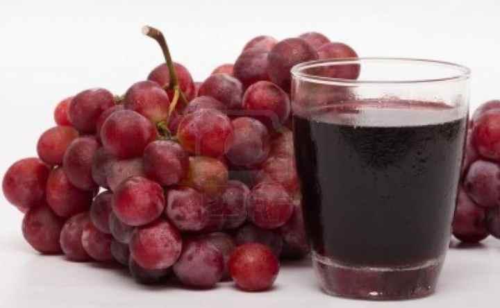 Sari Buah Anggur