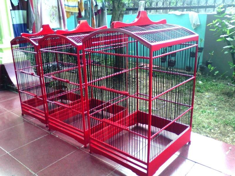 Cara Mengecat Sangkar Burung Agar Mengkilap dan Anti Kusam